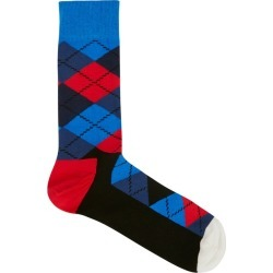 Happy Socks Argyle Cotton Blend Socks found on MODAPINS from Harvey Nichols for USD $11.59