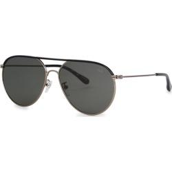 Dunhill London Dark Green Aviator-style Sunglasses found on Bargain Bro UK from Harvey Nichols