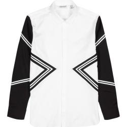 Neil Barrett Modernist White Cotton-shirt found on Bargain Bro UK from Harvey Nichols