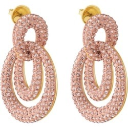 Atelier Swarovski Tigris Drop Earrings - Light Peach found on MODAPINS from Harvey Nichols for USD $271.18