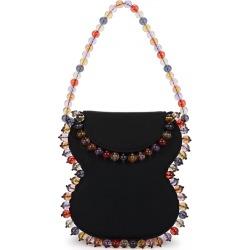 BY FAR Frida Bead-embellished Top Handle Bag found on Bargain Bro UK from Harvey Nichols