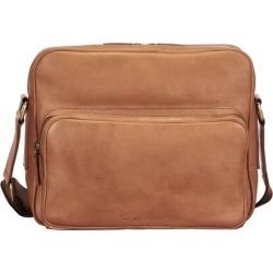 Maxwell Scott Bags Camel Soft Full Grain Leather Men S Messenger Bag found on Bargain Bro UK from Harvey Nichols