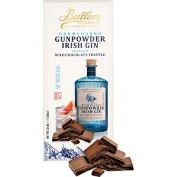 BUTLERS CHOCOLATES Drumshanbo Gunpowder Irish Gin Milk Chocolate Truffle Bar 200g found on Bargain Bro UK from Harvey Nichols