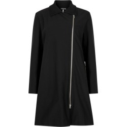 EILEEN FISHER Black Zipped Jacket found on MODAPINS from Harvey Nichols for USD $512.13