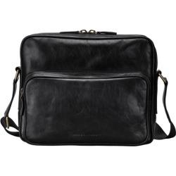 Maxwell Scott Bags Premium Black Italian Leather Mens Messenger Bag found on Bargain Bro UK from Harvey Nichols