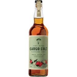 Cargo Cult Spiced Rum found on Bargain Bro UK from Harvey Nichols