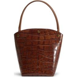 Max Mara Crocodile-print Leather Hobo Bag found on Bargain Bro UK from Harvey Nichols