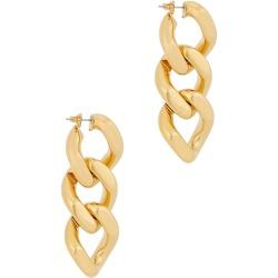 Simon Miller Triple Echo Gold-tone Chain Earrings found on Bargain Bro UK from Harvey Nichols