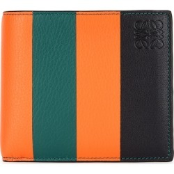 Loewe Striped Leather Wallet found on MODAPINS from Harvey Nichols for USD $434.39