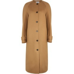 Loewe Camel Wool And Cashmere-blend Coat found on MODAPINS from Harvey Nichols for USD $2712.46