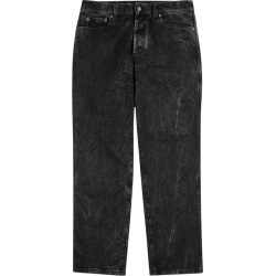 Givenchy Black Faded Straight-leg Jeans found on MODAPINS from Harvey Nichols for USD $706.95