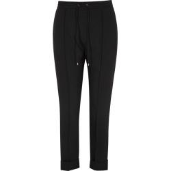 KENZO Black Slim-leg Sweatpants found on MODAPINS from Harvey Nichols for USD $326.50