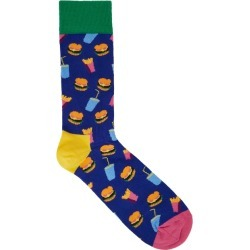 Happy Socks Junk Food Cotton-blend Socks found on MODAPINS from Harvey Nichols for USD $12.88