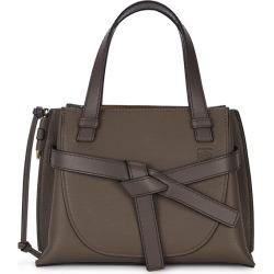 Loewe Gate Mini Leather Top Handle Bag found on Bargain Bro UK from Harvey Nichols