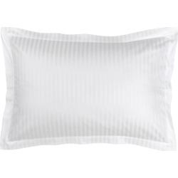 Christy 300tc Sateen Stripe Oxford Pillowcase Pair White found on Bargain Bro UK from Harvey Nichols