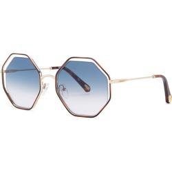 Chloé Poppy Octagon-frame Sunglasses found on Bargain Bro UK from Harvey Nichols