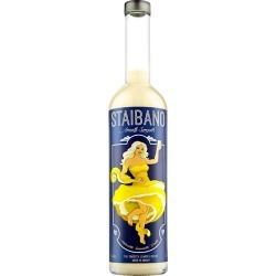 Staibano Amalfi Smooth Lemon Liqueur found on Bargain Bro UK from Harvey Nichols