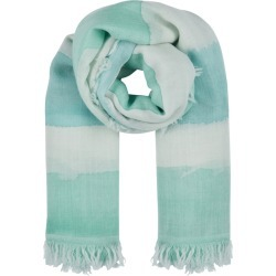 EILEEN FISHER Blue Printed Wool-blend Scarf found on MODAPINS from Harvey Nichols for USD $187.10