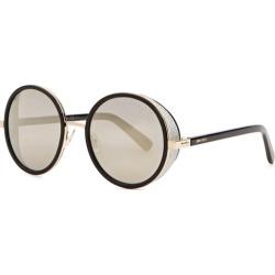 Jimmy Choo Andie Black Mirrored Sunglasses found on Bargain Bro UK from Harvey Nichols