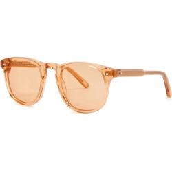 Chimi 001 Peach Wayfarer-style Sunglasses found on MODAPINS from Harvey Nichols for USD $167.24