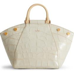 Max Mara Crocodile-print Leather Bag found on Bargain Bro UK from Harvey Nichols