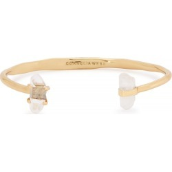 Cornelia Webb Crystalised Gold-plated Bracelet found on MODAPINS from Harvey Nichols for USD $218.70