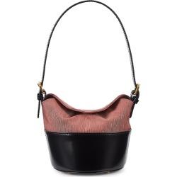 BY FAR Jamie Mini Black Leather Top Handle Bag found on Bargain Bro UK from Harvey Nichols