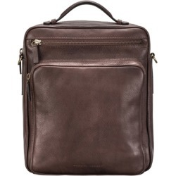 Maxwell Scott Bags Men S Italian Brown Leather Convertible Backpack found on Bargain Bro UK from Harvey Nichols