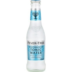 Fever-Tree Mediterranean Tonic Water 200ml found on Bargain Bro UK from Harvey Nichols