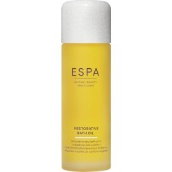 ESPA Restorative Bath Oil 100ml found on Makeup Collection from Harvey Nichols for GBP 36.69