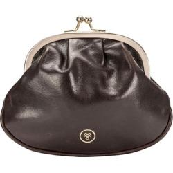 Maxwell Scott Bags Maxwell Scott Italian Leather Ball Clasp Coin Purse - Sabina Brown found on Bargain Bro UK from Harvey Nichols