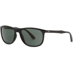 Ray-Ban Black D-frame Sunglasses found on Bargain Bro UK from Harvey Nichols