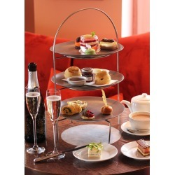 Gift Experiences Afternoon Tea For Two - Knightsbridge found on Bargain Bro UK from Harvey Nichols