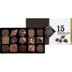 Michel Cluizel No. 15 Dark & Milk Chocolates Box 165g found on Bargain Bro UK from Harvey Nichols