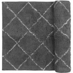 Broste Copenhagen Janson Cotton Rug Small Grey found on Bargain Bro UK from Harvey Nichols
