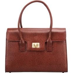 Maxwell Scott Bags Womens Mock Croc Leather Laptop Business Bag found on Bargain Bro UK from Harvey Nichols