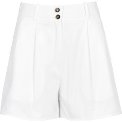 Beau Souci Pianni White Cotton Shorts found on MODAPINS from Harvey Nichols for USD $485.76