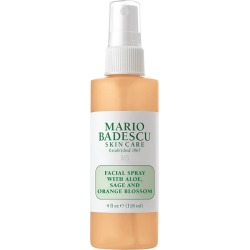 Mario Badescu Facial Spray With Aloe, Sage And Orange Blossom 118ml found on Makeup Collection from Harvey Nichols for GBP 8.72