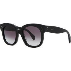 CELINE Eyewear Black Wayfarer-style Sunglasses found on Bargain Bro UK from Harvey Nichols