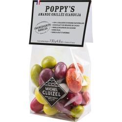 Michel Cluizel Poppy's Amande Grillée Gianduja 130g found on Bargain Bro UK from Harvey Nichols