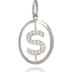Annoushka Initial S Pendant found on Bargain Bro UK from Harvey Nichols