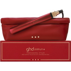 Ghd Platinum+ Styler Deep Scarlet found on Makeup Collection from Harvey Nichols for GBP 208.2