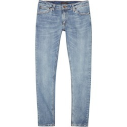 Nudie Jeans Skinny Lin Light Blue Skinny Jeans found on MODAPINS from Harvey Nichols for USD $152.49