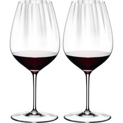 Riedel Performance Cabernet/Merlot Wine Glasses X 2 found on Bargain Bro UK from Harvey Nichols