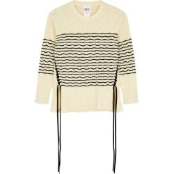 Chloé Cram Striped Cotton-blend Jumper found on Bargain Bro UK from Harvey Nichols