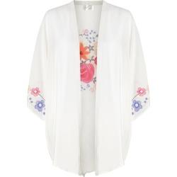 Aya Silk Agate Beach Kimono found on MODAPINS from Harvey Nichols for USD $416.61