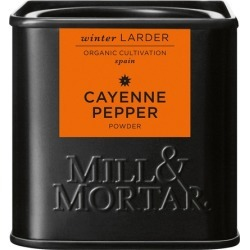 Mill & Mortar Organic Cayenne Pepper 45g