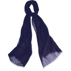 WtR Navy 100% Cashmere Scarf found on MODAPINS from Harvey Nichols for USD $116.13