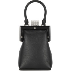 PERRIN PARIS Le Miniaudiere Black Leather Top Handle Bag found on Bargain Bro UK from Harvey Nichols