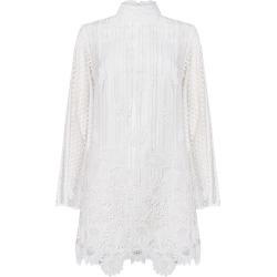 True Decadence White Ladder Cut Work Mini Dress found on MODAPINS from Harvey Nichols for USD $98.02